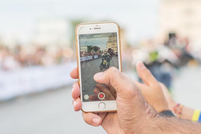 tendencias de vídeo online